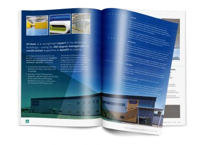 Artisan Developments Brochure