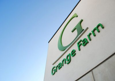Grange Farm Signage