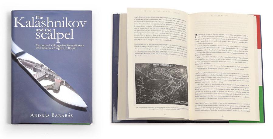 Kalshnikov and Scalpel