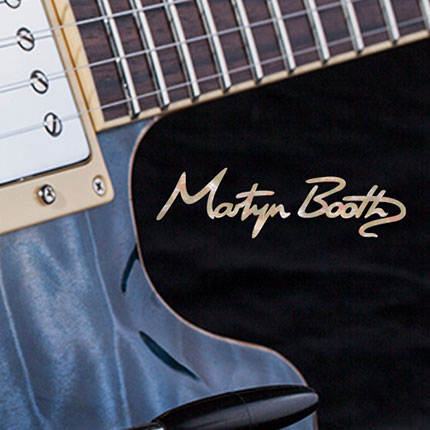 Martyn Booth Guitars