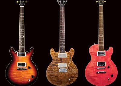 Martyn Booth-Guitars Classic Signature Venetian