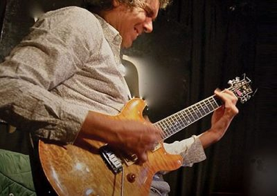 Martyn Booth Guitars - John Etheridge