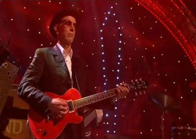 Martyn Booth Guitars - Mark Flanagan on Jools Holland Hootenanny 2017