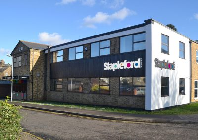 Provide Stapleford House External Signage