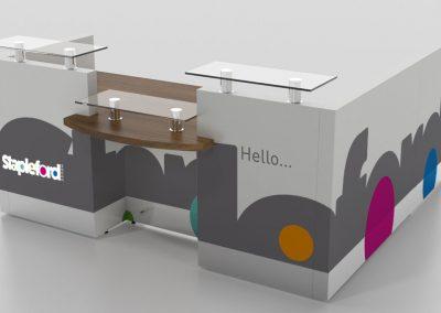 Provide Stapleford House Reception Desk