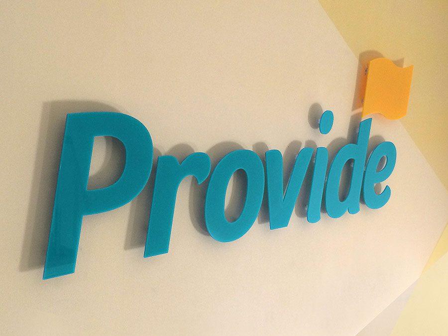 Provide brand identity