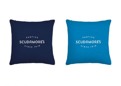 Scudamores Cushions