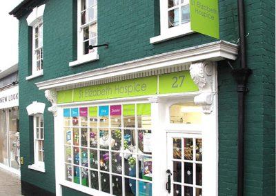 St Elizabeth Hospice Beccles Shop