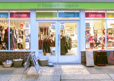 St Elizabeth Hospice Aldeburgh Shop