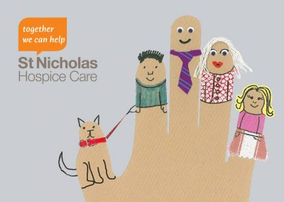 St Nicholas Hospice Care Clinical Pack