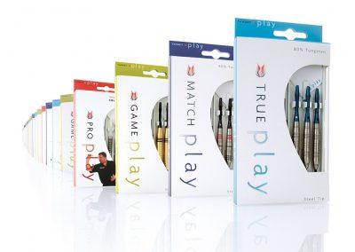 Target Darts Packaging