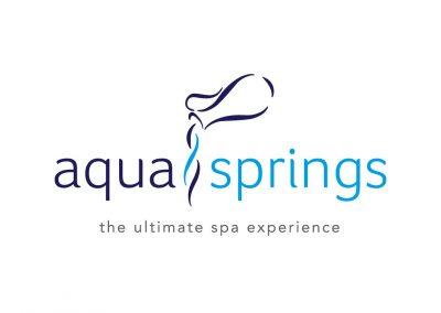 CLW Aqua Springs Logo
