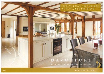 Davonport Postcard