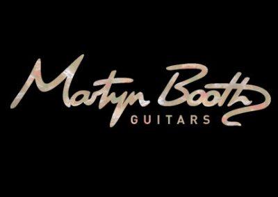 Martyn Booth Guitars Logo