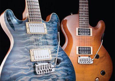 Martyn Booth Guitars Brochure