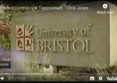 Prefect Controls Testimonial Video