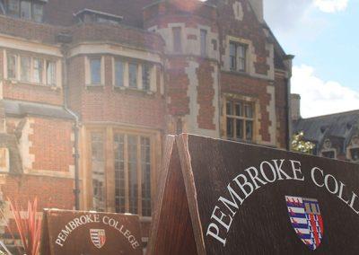 Prefect Controls Pembroke College Cambridge