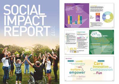 Provide Social Impact Report