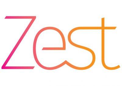 St Elizabeth Hospice_ZEST_-Logo-Text-Pink-Orange