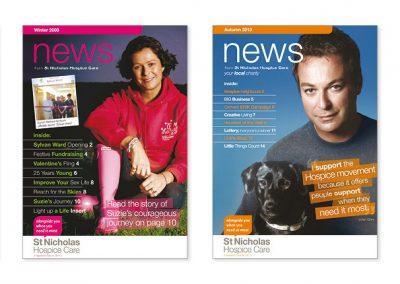 St Nicholas Hospice Care - News