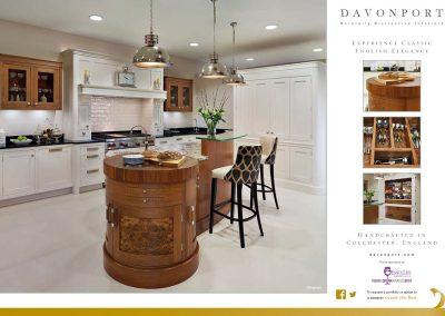 Davonport Advert