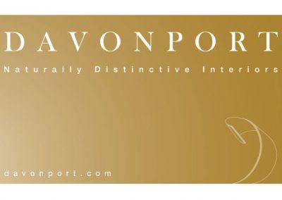 Davonport Business Card