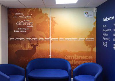CMAT Daubeney Challenger Academy Environment Design