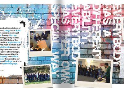 CMAT Lancot Challenger Academy Wow Event Programme