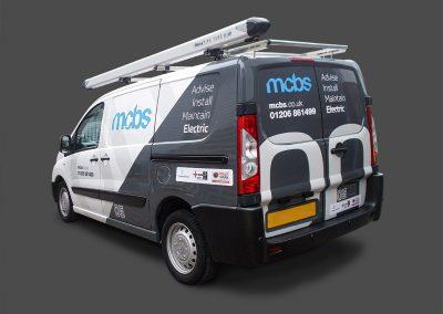 MCBS Van
